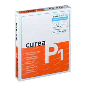 Curea Pansemant Médical 10cm x 10cm 10 pièces