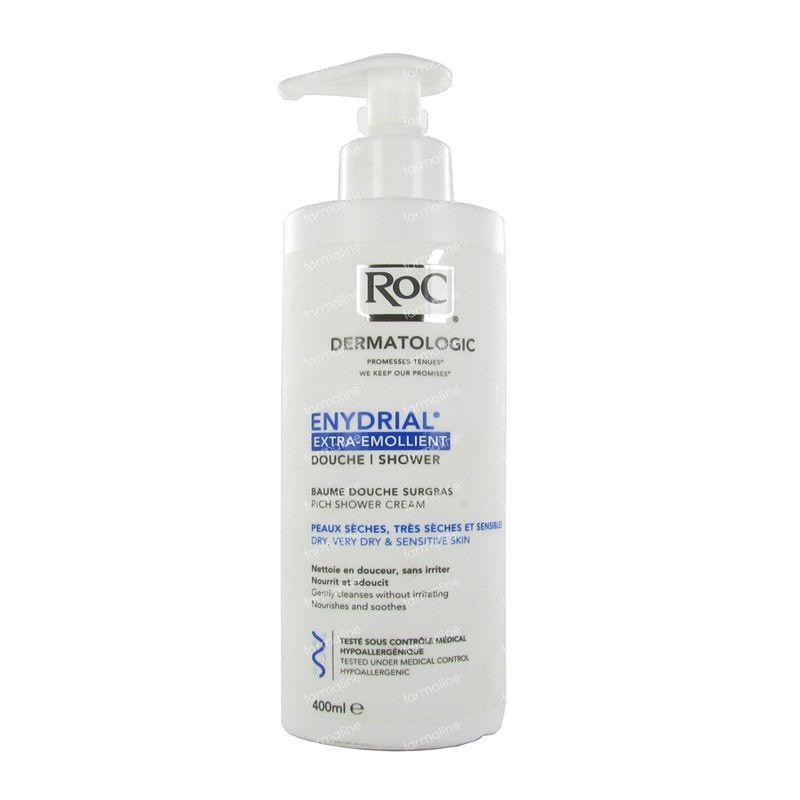 roc dermatologique enydrial gel nettoyant hydratant 400 ml commander ici en ligne. Black Bedroom Furniture Sets. Home Design Ideas