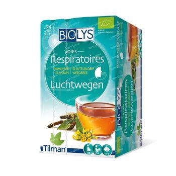 Biolys Primevère - Plantain 20 sachets