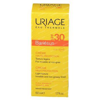 Uriage Bariésun Zonnecrème SPF30 50 ml