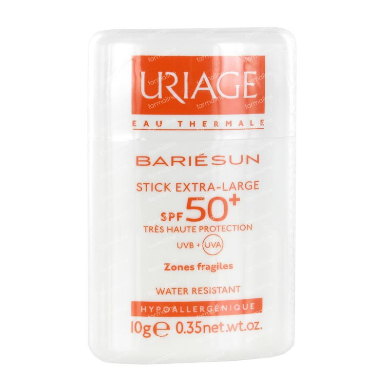 uriage bariesun stick xl spf50 10 g commander ici en ligne. Black Bedroom Furniture Sets. Home Design Ideas