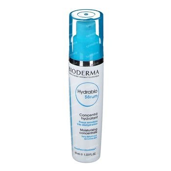 Bioderma Hydrabio Hydraterend Concentraat 40 ml