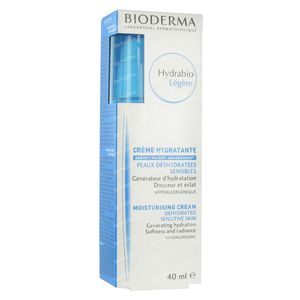 Bioderma Hydrabio Lichte Crème 40 ml crème