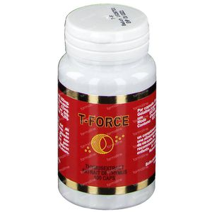 T-Force 263mg 100 capsules