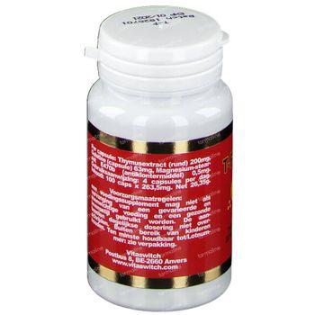 T-Force 263mg 100 capsules