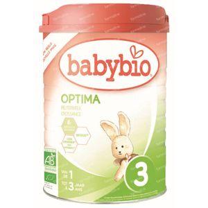 Babybio Lait de Suite Bio Bifidus Poudre 900 g