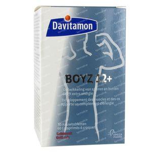 Davitamon Teens Boyz 12+ 60 chewing tablets