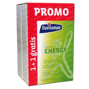 Davitamon Adult 1+1 For Free 120 tablets