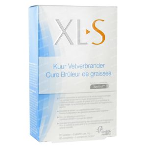 XLS Cure Fatburner 60 tablets