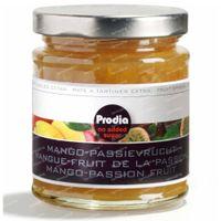 Prodia Brotaufstrich Extra Mango-Passionsfrucht 215 g