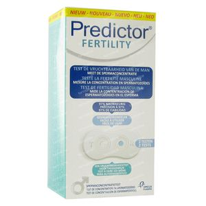 Predictor Fertility Man 2 pieces