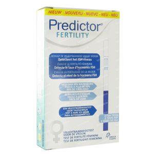 Predictor Fertility Woman 2 pieces
