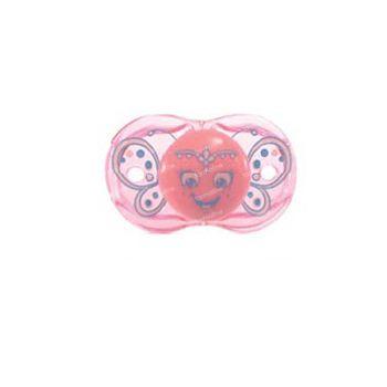 Raz Baby Sucette Betty Papillon Rose 1 st