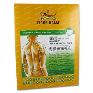 Tiger Balm Band-Aid 3