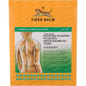 Tiger Balm Band-Aid 3 pieces