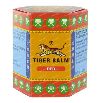 KeyPharm Tiger Balm Rood 30 g