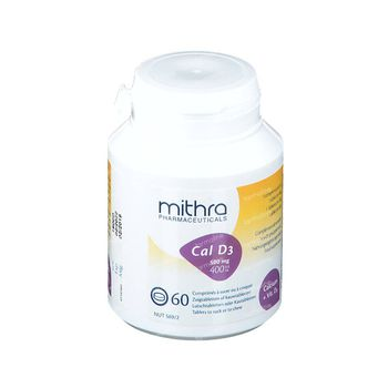Mithra Calcium D3 60 tabletten