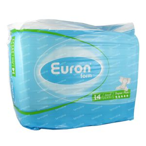 Euron Form Small Super Plus Ref. 145 18 14-0 14 stuks