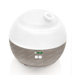 Pranarom Evaporator Electric Essential Oils Sphera Grey 1 item