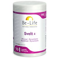 Be-Life Svelt 4 Mineral Complex 90  kapseln