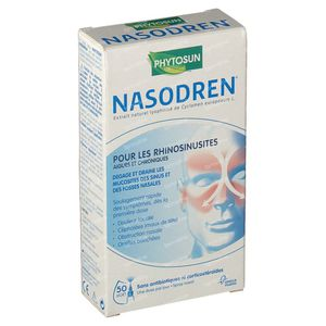 Nasodren Spray Nasale Sinusite 1 spray