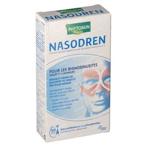Nasodren Spray Nasale Sinusite 1 spray