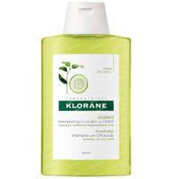 Klorane Shampoo Mit Zedratfruchtfleisch 200 ml