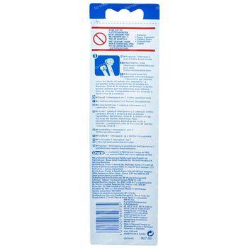 Pack Ortho Care Essentials Oral B Brossettes de Rechange 3 pièces