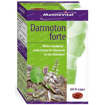 Mannavital Darmoton Forte 60 capsules