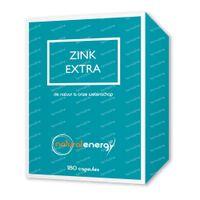 Natural Energy Zinc Extra 180  capsules