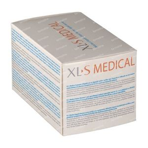 XLS Medical Eetlust Remmer 120 St Tabletten