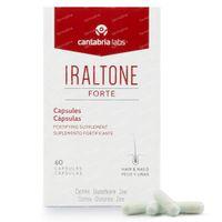 Iraltone Forte Chute de Cheveux 60  capsules