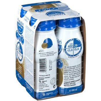 Fresubin 2 Kcal Fibre Drink Cappuccino 4x200 ml