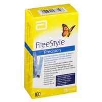 Freedom Freestyle Precision Strips 9881970 100 st