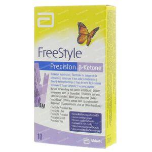 Freestyle Precision B-ket 98820-70 10 pièces