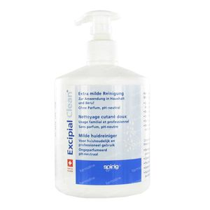Excipial Clean Gel Flacon 500 ml gel