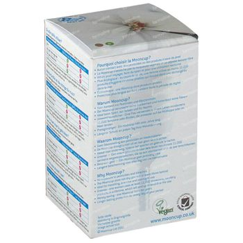 Mooncup Coupe De Menstruation Réutilisable Taille B 1 1 pièce
