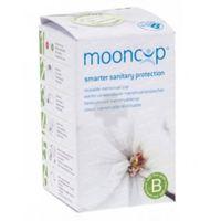 Mooncup Menstruationsbecher Wiederverwendbar Größe B 1 1 st