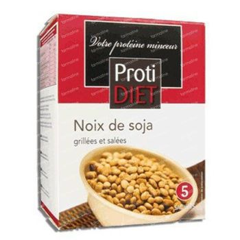 Protidiet Noix de Soja Arome Barbecue Poudre 5 sachet