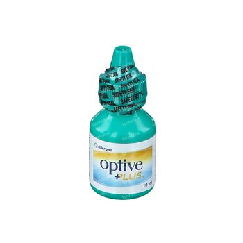 Optive Plus 10 ml druppels