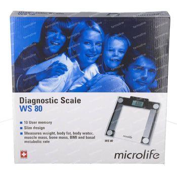 Microlife Échelle Diagn 1 pièce