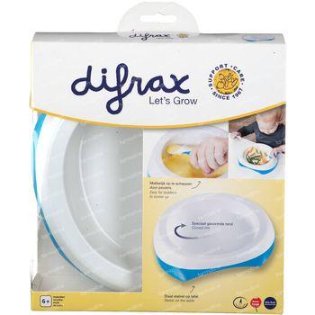 Difrax Assiette D'enfant 7241 1 st