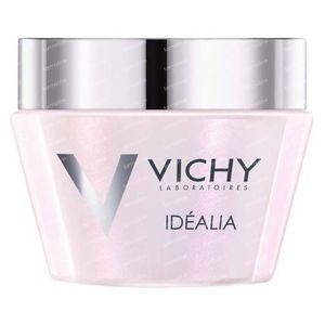 Vichy Idealia Gladmakende Creme Met Stralend Effect 50 ml