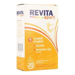 Revitasport Effervescent Tablets 20 comprimidos efervescentes