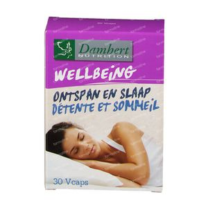 Ontspan & slaap supplement 30 stuks