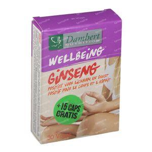 Damhert Ginseng 30 vcaps