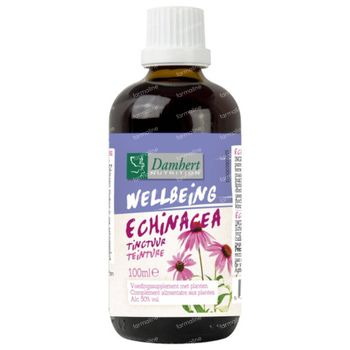 Damhert Wellbeing Echinacea Extra Force 100 ml