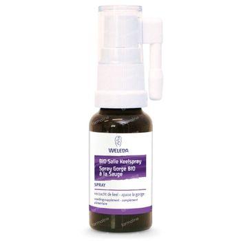 Weleda Bio Spray Gorge à la Sauge Bio 20 ml