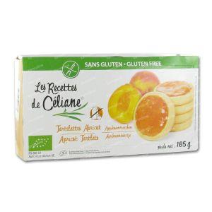 Celiane Apricot Tart Bio 165 g