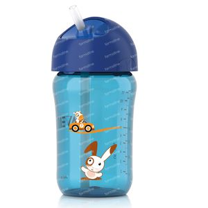 Avent Mug 340 Ml Anti-Leak + Straw +18m 1 item
